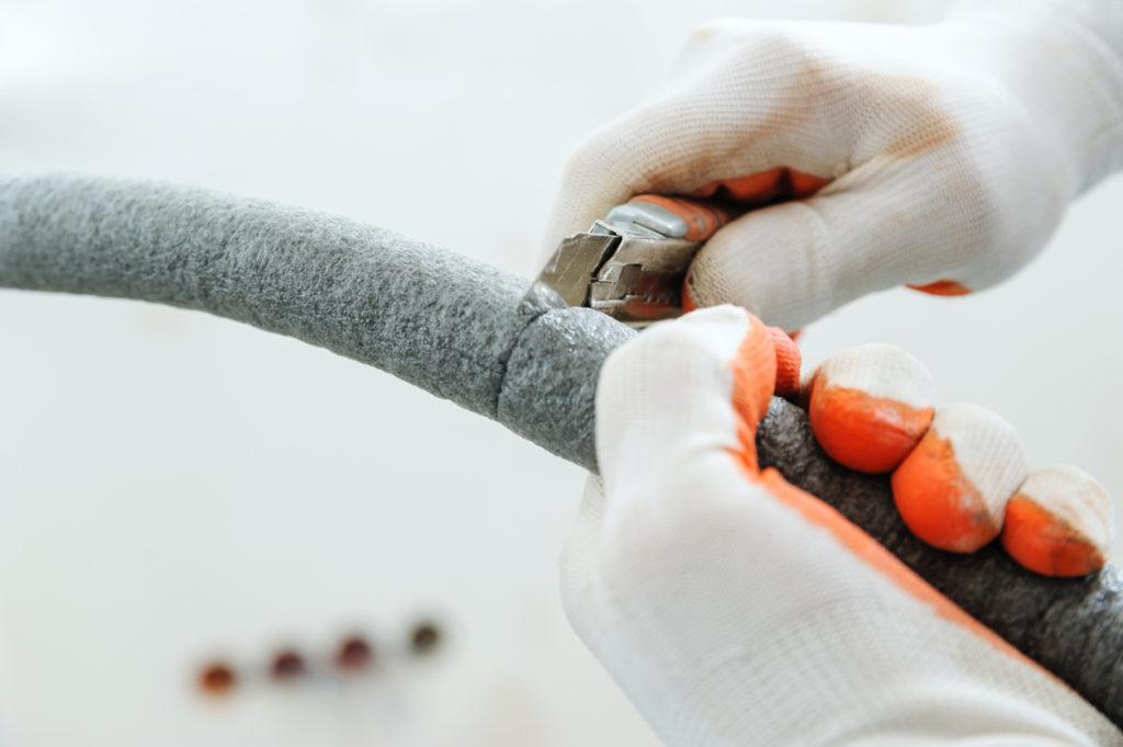 Calorifugeage de vos tuyaux et canalisations par COP38