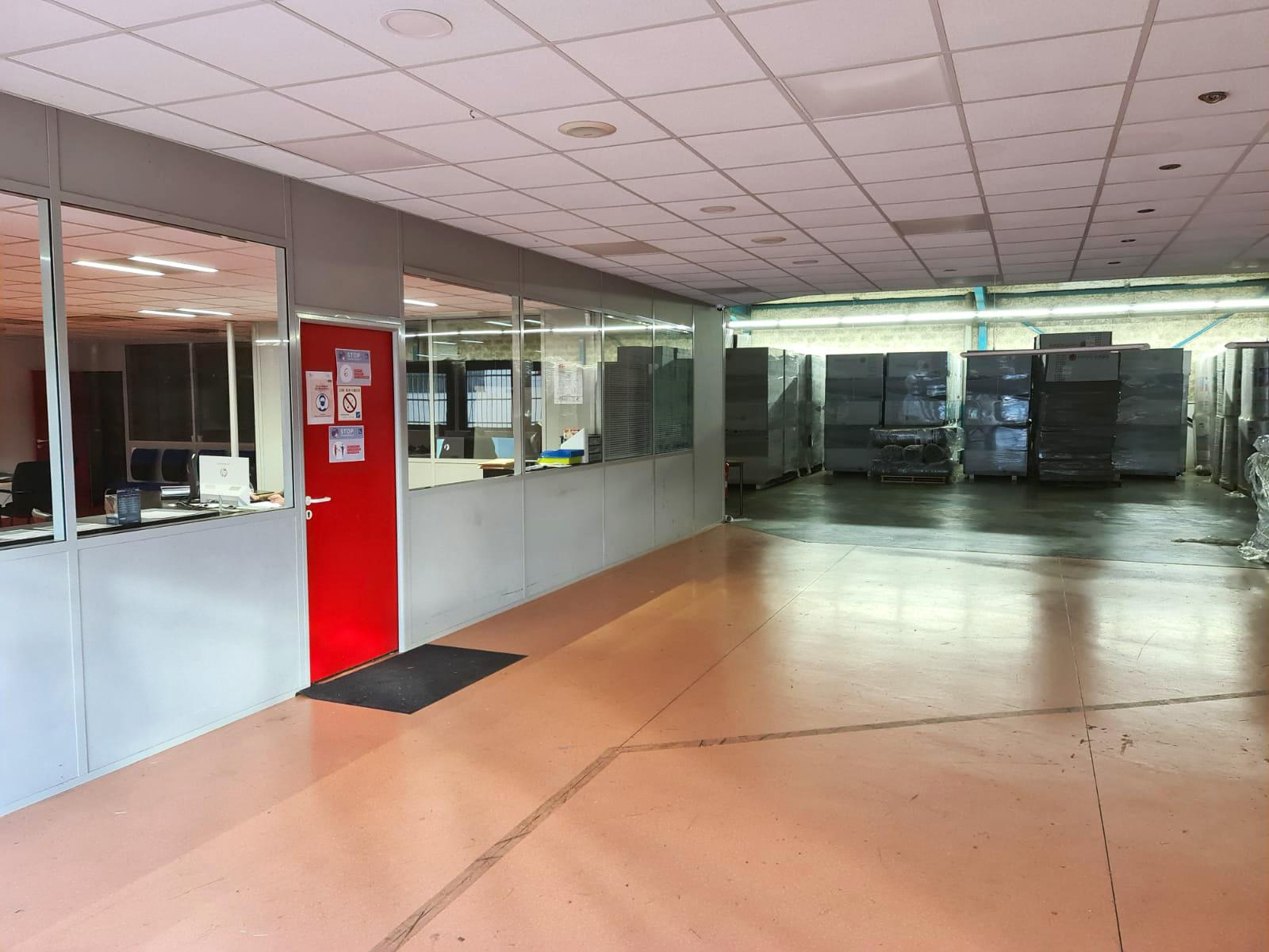 Les locaux de COP38, isolation et pompe à chaleur